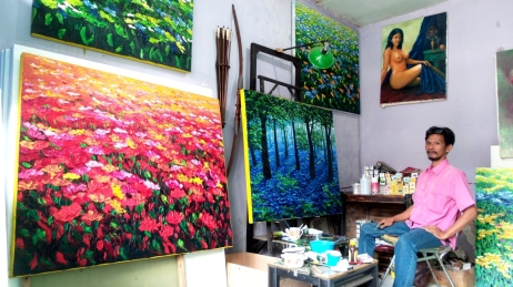 Darma's studio